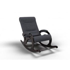 Кресло-качалка Тироль, ткань графит
