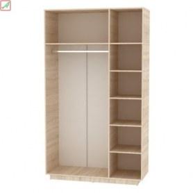 Шкаф Аврора (H21) 2322х1351х540 ЯШТ