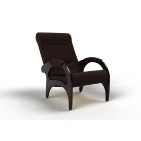 Кресло Римини, ткань шоколад