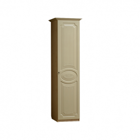 Шкаф-пенал Ивушка-5, цвет Дуб беленый