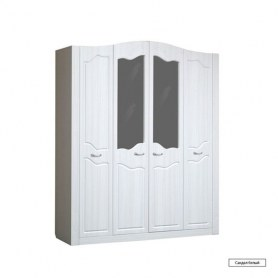 Шкаф Ева-10 4-х створчатый