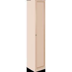 Шкаф-пенал Беатрис М04 (Дуб Млечный)