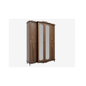 Шкаф для одежды 06.116 Кантри, Дуб кальяри/Дуб Филадельфия