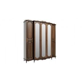 Шкаф для одежды 06.95 Кантри, Дуб кальяри/Дуб Филадельфия