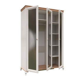 Шкаф трехстворчатый Вилладжио, ЛД 680.090.000.008, 3 зеркала