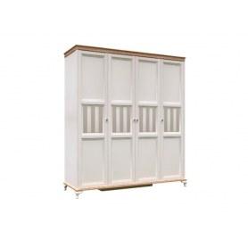 Шкаф четырехстворчатый Вилладжио, ЛД 680.100.000.009