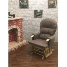 Кресло-качалка Arsiel, Светлый
