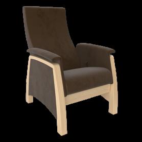 Кресло-глайдер Balance 1, Натуральное дерево