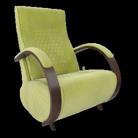 Кресло-глайдер Balance 3 с накладками, Орех