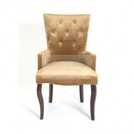 Кресло Виктория (№5/темный тон)