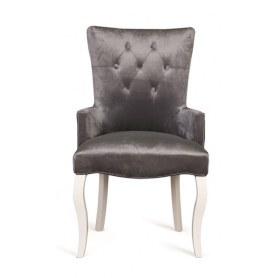 Кресло Виктория (№36/белая эмаль)