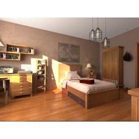 Спальный гарнитур Gouache Birch №1