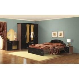 Спальный гарнитур Мадонна, цвет венге