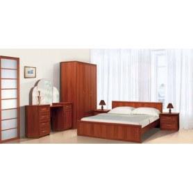 Спальный гарнитур Надежда 7, цвет итальянский орех