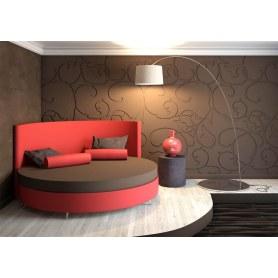 Круглая кровать Caprice d210