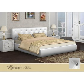 Кровать с подъемным механизмом Флоренция 1400 Эконом (дно ЛДСП)