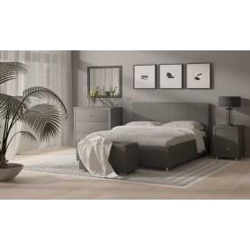 Кровать Prato 200х200 с основанием