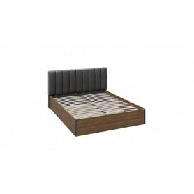 Кровать с подъемным механизмом Харрис с мягким изголовьем СМ-302.01.008