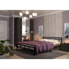 Кровать Леон, 900, черный