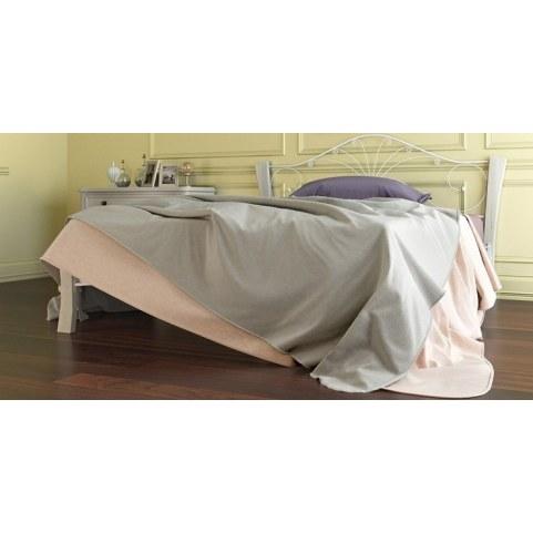 Кровать Фортуна 4 Лайт, 1200, белый/белый