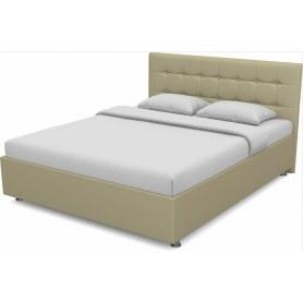Кровать Тиволи-А 1600 с основанием (Nitro Сream)