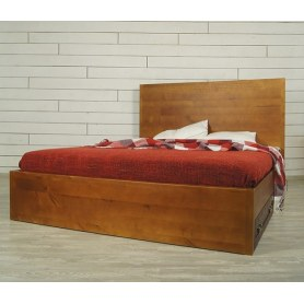 Кровать Gouache Birch с ящиками (M10516ETG/4)