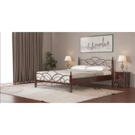 Кровать Марго 140*195 с основанием
