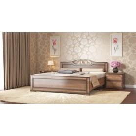 Кровать Жасмин 140*200 с основанием