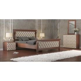 Кровать Лидер 140*195 с основанием
