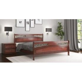 Кровать Цезарь 160*195 с основанием