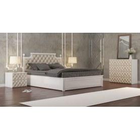 Кровать Сфера 140*200 с основанием