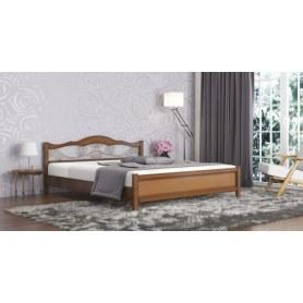 Кровать Ковка 140*200 с основанием