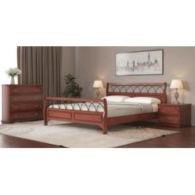 Кровать Роял 140*200 с основанием