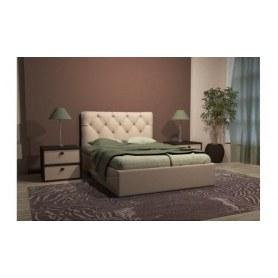 Кровать Leticia с ортопедической решеткой 140х190