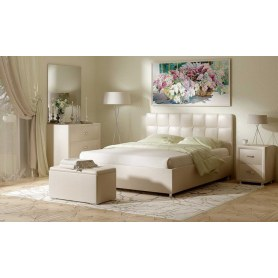 Кровать Tivoli 160х190 с основанием