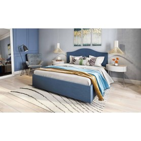 Кровать с подъемным механизмом Mira 160х190