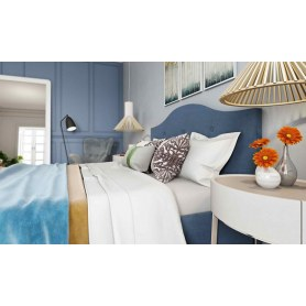 Кровать с подъемным механизмом Mira 140х190