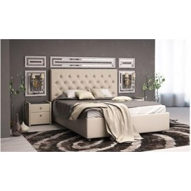 Кровать Beatrice с ортопедической решеткой 160х190