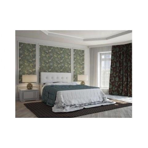 Кровать Crystal 120 с ортопедической решеткой 140х200