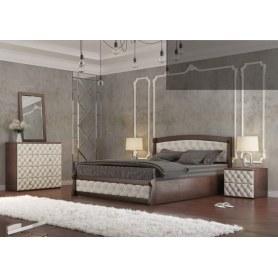 Кровать с механизмом Магнат 140*195, мягкие спинки