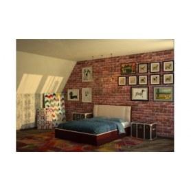 Кровать Boston с ортопедической решеткой 140х200