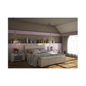 Кровать Stella с ортопедической решеткой 180х200