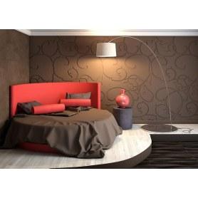 Круглая кровать Caprice d220