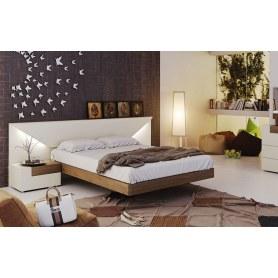Кровать Elena с подсветкой (160x200)