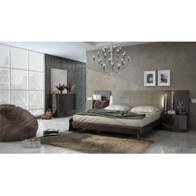 Кровать 511 Barselona со светодиодной подсветкой (160х200)