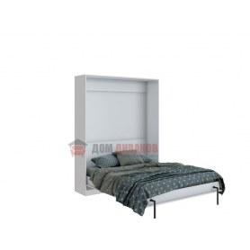 Кровать-шкаф Велена 3, 1600х2000, цвет белый