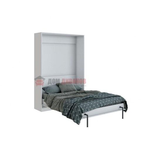 Кровать-шкаф Велена 2, 1400х2000, цвет белый