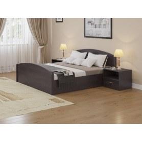 Кровать с подъемным механизмом Аккорд, 160х200, венге