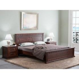 Кровать Milena-M, 180х200, сосна, венге