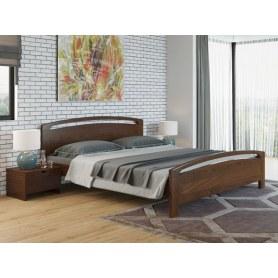 Кровать с подъемным механизмом Веста 1-R с ПМ, 160х200, береза, орех